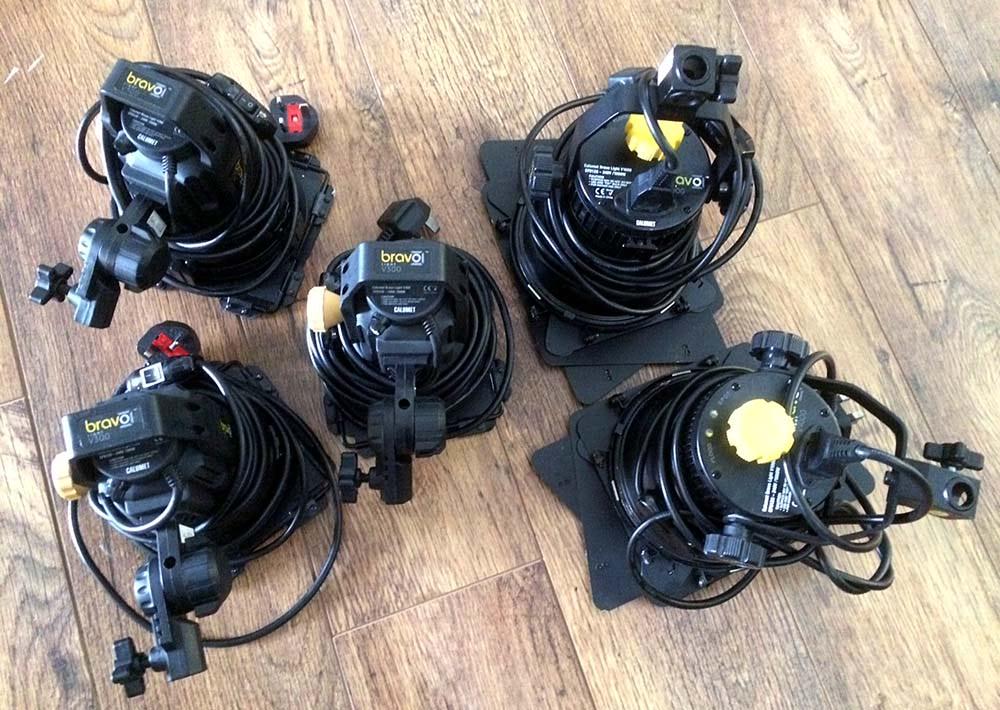Bravo video lights for sale
