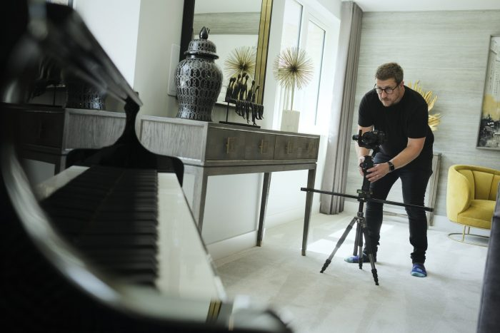 Top tips for preparing your property for a video by UK property tour producer Page One