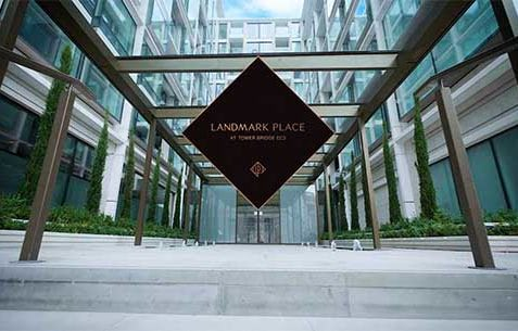 Landmark Place development penthouse video property tour.
