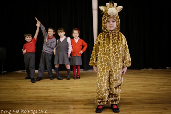 Ockbrook school photography by Doug Marke at PAGE ONE photography