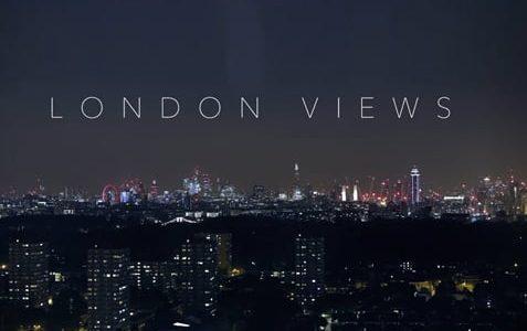 time lapse property video London UK.