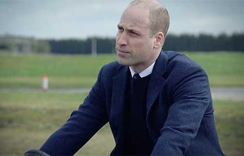 Prince William Royal visit video to Horiba Mira